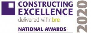 Constructing Excellence National Awards 2020  -  29 January 2021