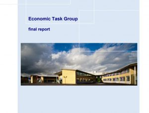 Constructing Excellence Members' Economic Group - final report